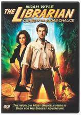 Movie The Librarian: The Curse of the Judas Chalice