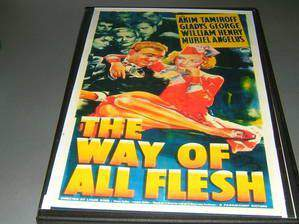 Movie The Way of All Flesh
