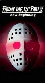 Movie Friday the 13th: A New Beginning