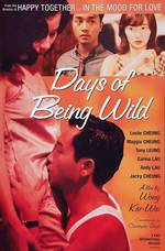 Movie Days of Being Wild