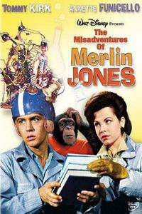 The Misadventures of Merlin Jones