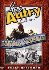 Movie Mule Train