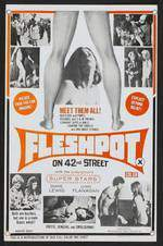 Movie Fleshpot on 42nd Street