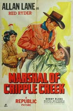 Movie Marshal of Cripple Creek