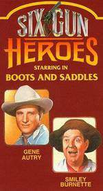 Movie Boots and Saddles