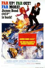 Movie On Her Majesty's Secret Service