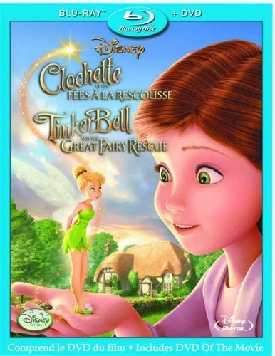 Watch Tinker Bell and the Great Fairy Rescue 2010 full ...