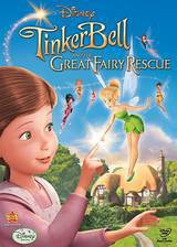 Movie Tinker Bell and the Great Fairy Rescue