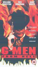 Movie G-Men from Hell