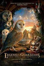 Movie Legend of the Guardians: The Owls of Ga'Hoole