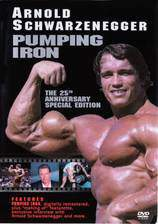 Movie Raw Iron: The Making of 'Pumping Iron'