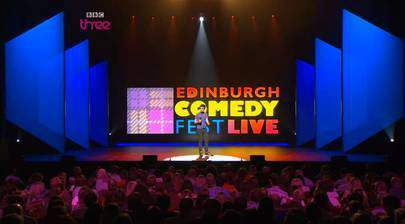 Movie Edinburgh Comedy Fest Live