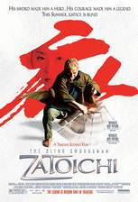 Movie The Blind Swordsman: Zatoichi