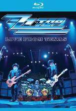 Movie ZZ Top: Live from Texas