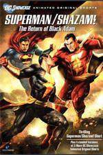 Movie DC Showcase: Superman/Shazam!: The Return of Black Adam