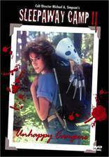 Movie Sleepaway Camp II: Unhappy Campers