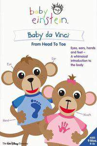 Baby Einstein: Baby Da Vinci from Head to Toe