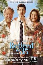 Movie Retired at 35