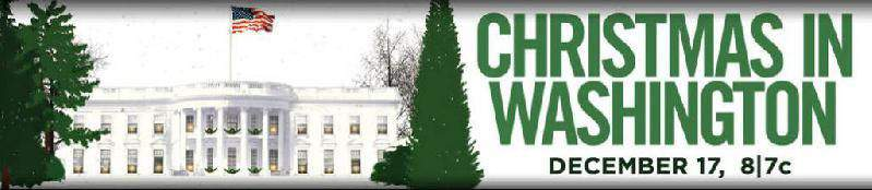 Movie Christmas in Washington
