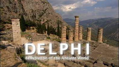 Movie Delphi: Bellybutton of the Ancient World