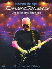 Movie David Gilmour Remember That Night