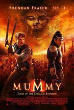 Movie The Mummy: Tomb of the Dragon Emperor