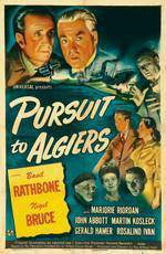 Movie Pursuit to Algiers