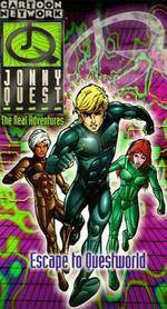 Movie The Real Adventures of Jonny Quest