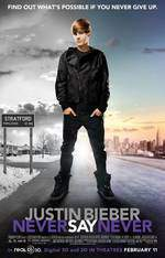 Movie Justin Bieber: Never Say Never