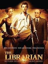 Movie The Librarian: Return to King Solomon's Mines